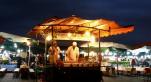 street food à Jemaa El Fna