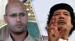 Saif el-Islam et kadhafi