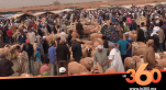 Cover Vidéo - جولة داخل سوق للأغنام من سلالة بني كيل بجهة الشرق