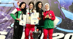Kick-boxing: Chaimae Belkacemi décroche le bronze au championnat du monde