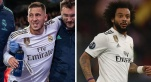 Marcelo et Hazard