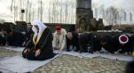 Délégation muslmane en visite à Auschwitz