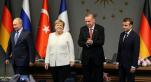 """Libye : Macron met en garde Erdogan et avertit Poutine sur le """"risque d'escalade"""""""