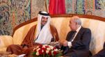 Tebboune et Cheikh Tamim bin Hamad Al Thani