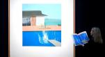 """The Splash"" de David Hockney"