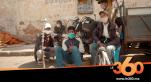 "Les travailleurs journaliers du ""Mawkaf"" de Derb Ghallef"
