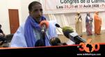 Vidéo. Mauritanie: Mohamed Ould Maouloud, président de l'UFP, dresse le bilan du 4e Congrès de son parti