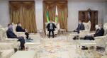 Mauritanie: voici pourquoi El Ghazouani a reçu l'émissaire de Washington pour le Sahel
