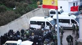 Sebta-Forces de l'ordre