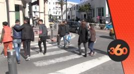 Cover Vidéo - شاهد كيف يحترم سائقو وساكنة تطوان ممرات الراجلين