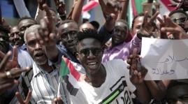 Soudan Liesse populaire