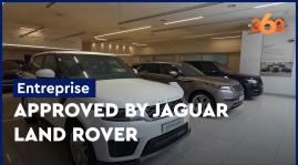 Cover- Vidéo.Découvrez le label « Approved – véhicule d'occasion » by Jaguar Land Rover