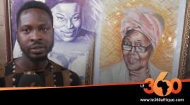 Vidéo. Mali: Mory Bagayoko, l'as du stylo à bille