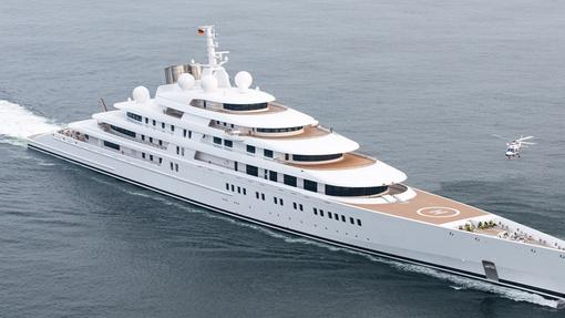 le yacht de l 39 mir d 39 abou dhabi est casablanca www. Black Bedroom Furniture Sets. Home Design Ideas