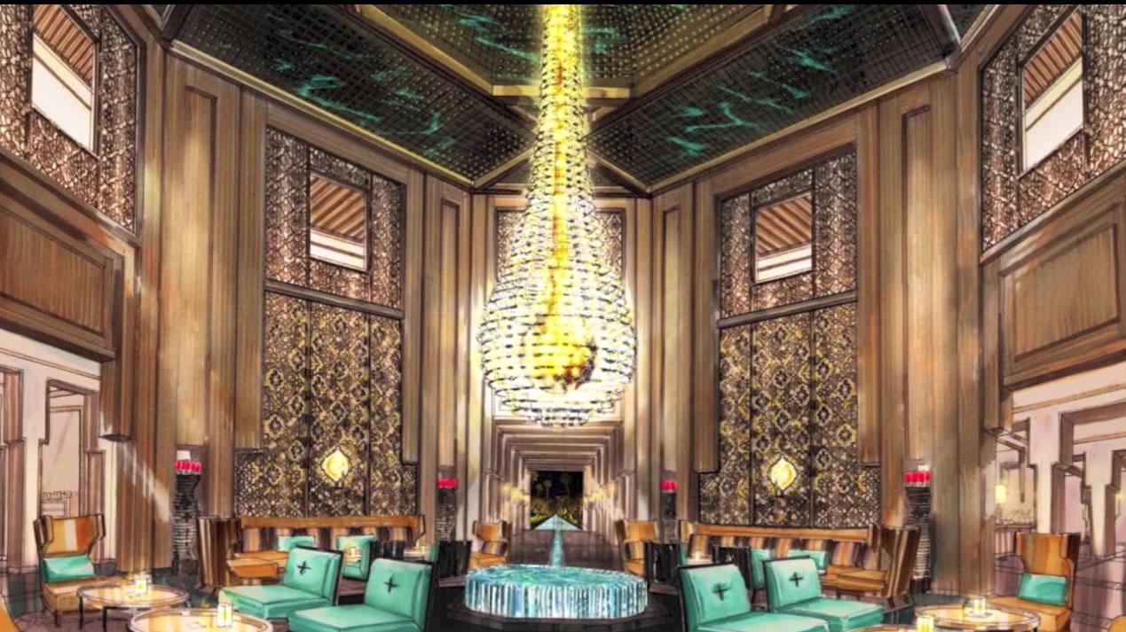 Marrakech el mansour eddahbi devient m venpick for Hotels 5 etoiles marrakech