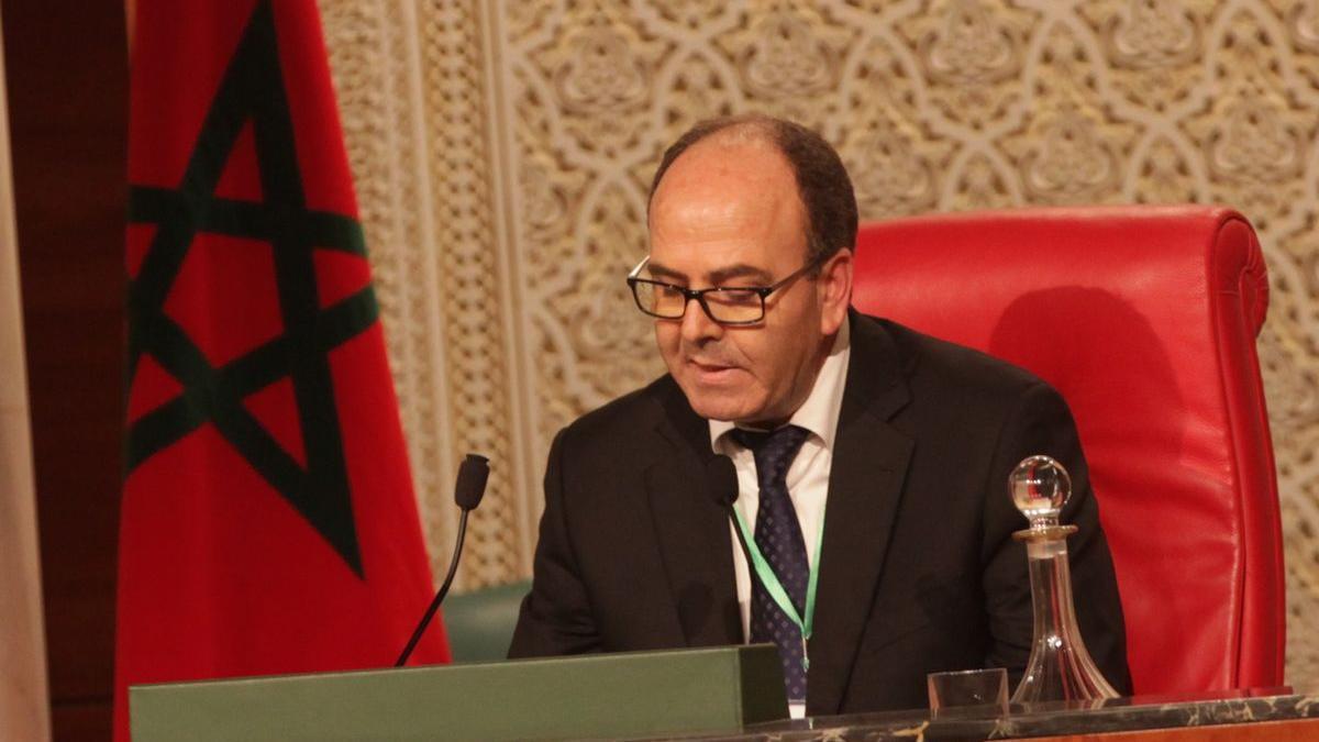 Gen ve hakim benchamass alerte sur la situation tindouf for Chambre public affairs