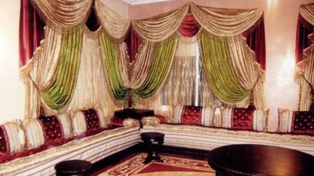 Le textile de maison marocain s 39 expose au salon heimtextil for Salon du textile