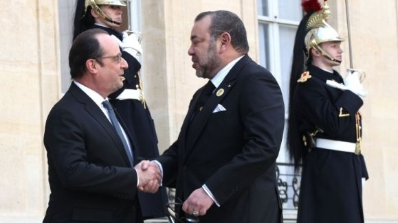Mohamed 6 rencontre francois hollande