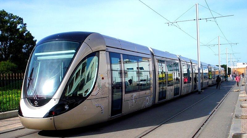 Tramway de rabat horaire sp cial pour la nuit du destin - Dessin tramway ...