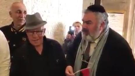 Vidéo. Des juifs marocains en train de chanter enflamment