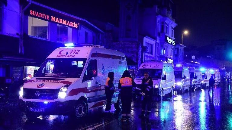 """Diapo. Attentat d\'Istanbul: les victimes marocaines traitées de \""""prostituées\"""""""