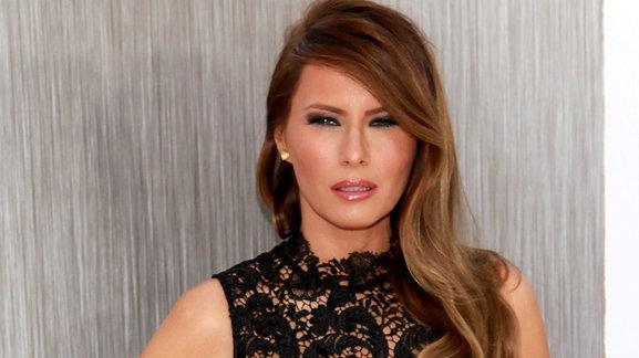 Melania Trump L Invisible Premi 232 Re Dame Des Etats Unis