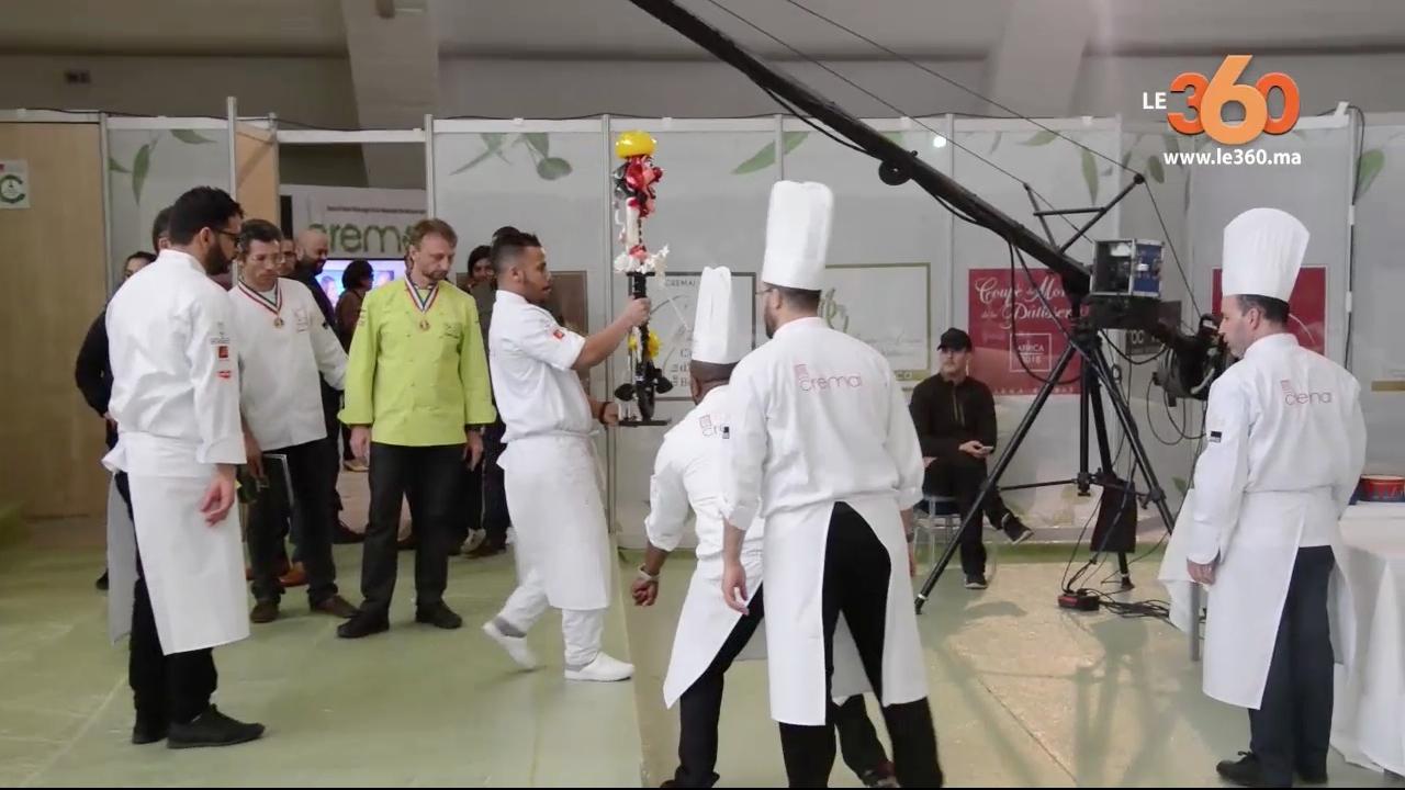 Vid o cremai 2017 la gastronomie marocaine au bonheur for Salon gastronomie 2017