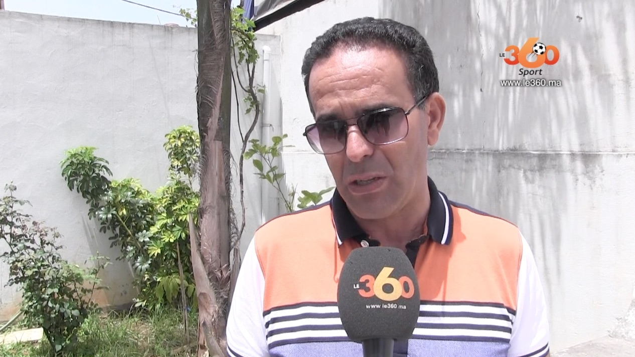 Vid o mohamed el ghaloussi les deniers publics ont t for Complexe mohamed 5 piscine