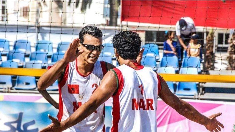 Mondial. Beach-volley: le Maroc dispute son premier match demain