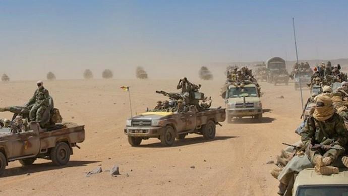 Crise du Golfe: le Tchad, première répercussion sérieuse en Afrique