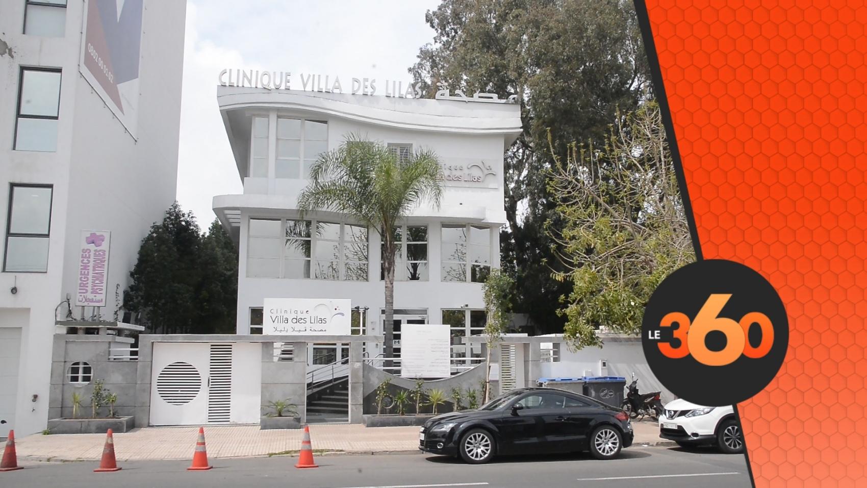Vid o villa des lilas au coeur de la premi re et unique clinique psychiatrique du maroc www - Clinique des sports porte des lilas ...
