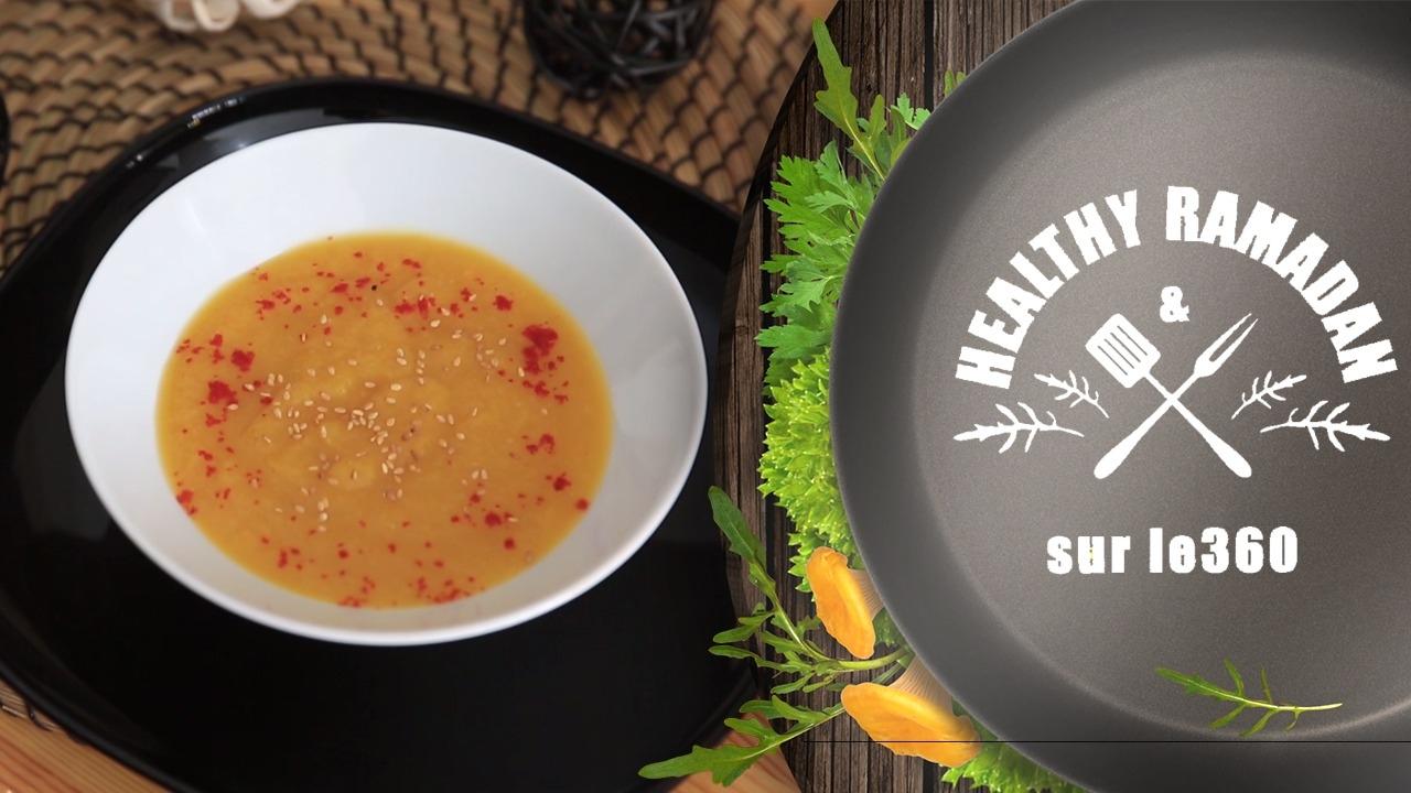 Ch 39 hiwates le360 healthy ramadan soupe de l gumes sans - Cuisiner les legumes sans matiere grasse ...