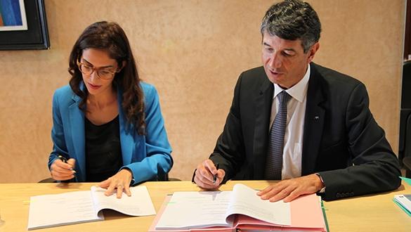 """La compagnie d'assurance AXA Assurance Maroc vient d'entrer dans le capital de DabaDoc, une startup """"healthtech"""" marocaine, spécialisée dans la gestion de la relation entre les patients et les professionnels de santé."""