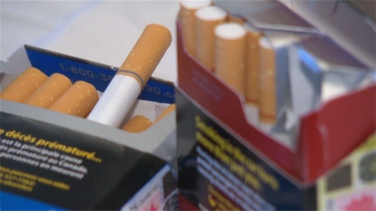 TIC sur le tabac: les fumeurs renflouent les caisses de l'Etat ...