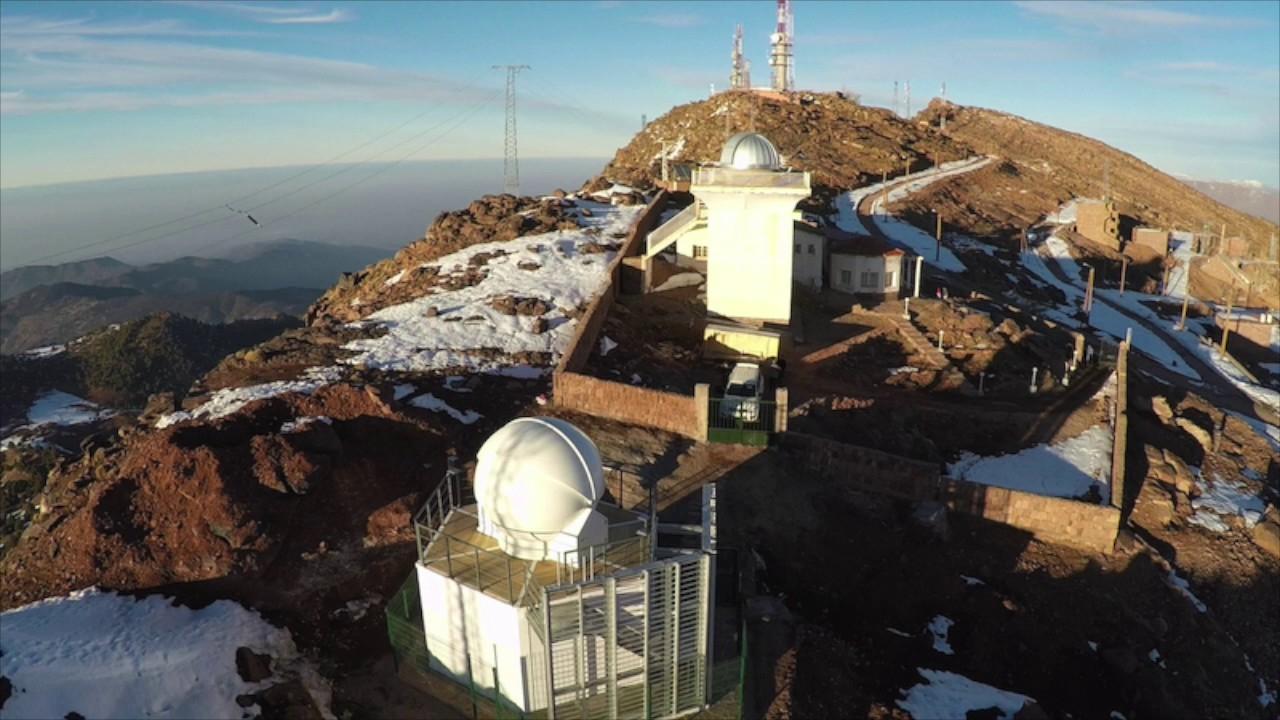 Vidéo. Astronomie: avec la NASA, une nouvelle découverte à l'Oukaïmeden, expliquée par le directeur de l'observatoire - Le360.ma
