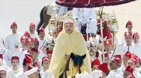 Mohammed VI allégéance
