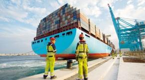 Trafic portuaire Maroc