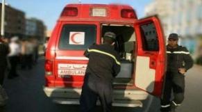 Ambulance-Maroc