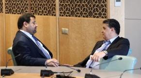 Mohamed Aboudrar et Abdellatif Ouahbi