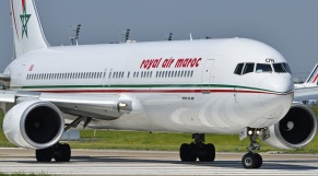 Royal Air Maroc Avion