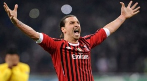 Zlatan Ibrahimovic revient à Milan