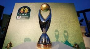Trophée de la Ligue des Champions de la CAF.