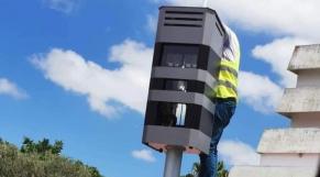 Nouveaux radars à Casablanca