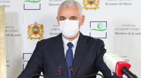 Khalid Ait Taleb, ministre de la Santé.