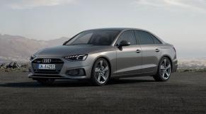La nouvelle Audi A4