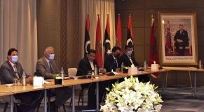 Tanger Conflit Libyen