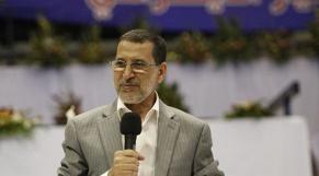 Saâd Eddine El Othmani, secrétaire général du PJD