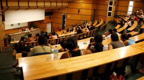 Amphi université