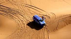 Le Rallye Aïcha des Gazelles