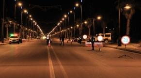 Couvre feu nocturne à Béni Mellal